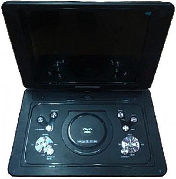 DVD-плеер Eplutus LS-140T shinco shinco m180 dvd плеер портативный dvd плеер двигаться dvdvcd плеер 8 дюймов черный