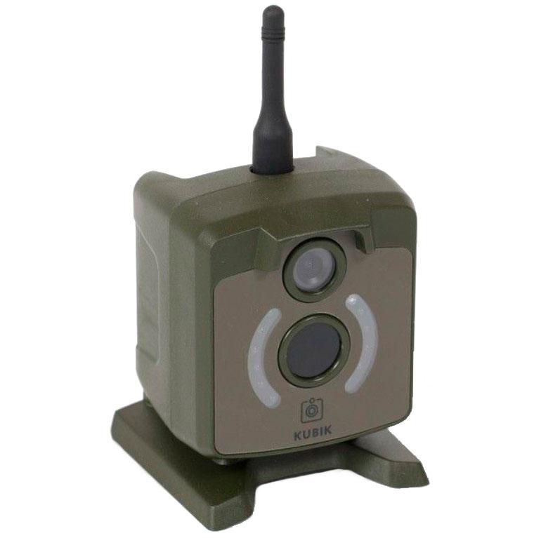 GSM фотоловушка KUBIK зеленый (2G, Bluetooth, Wi-Fi) (+ Карта памяти в подарок!)