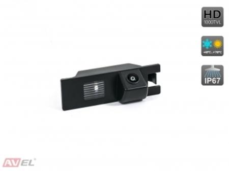 CCD HD штатная камера заднего вида AVS327CPR (#068) для автомобилей CHEVROLET/ HUMMER/ OPEL
