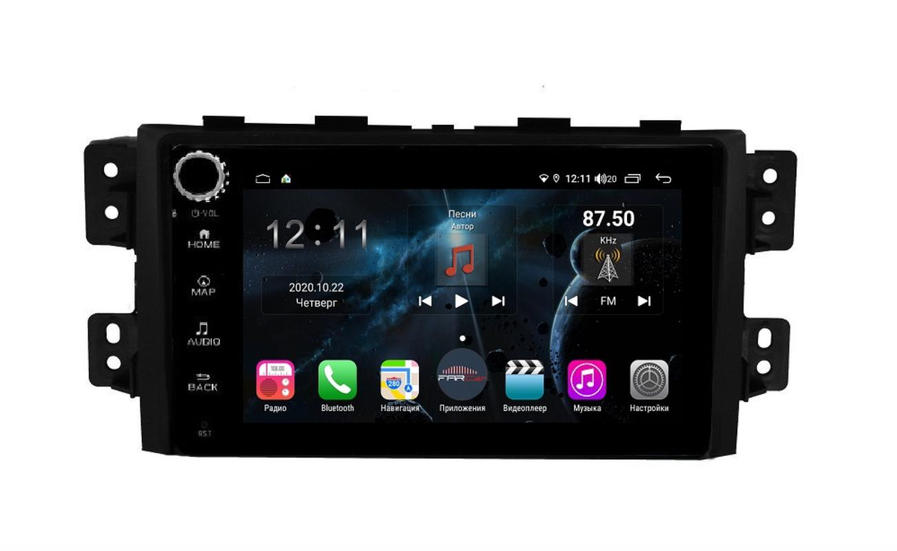 Штатная магнитола FarCar s400 для KIA Mohave на Android (H465RB) (+ Камера заднего вида в подарок!)