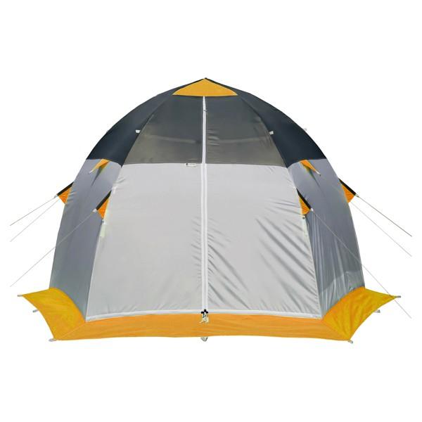 Зимняя палатка Лотос 3 (оранжевая)