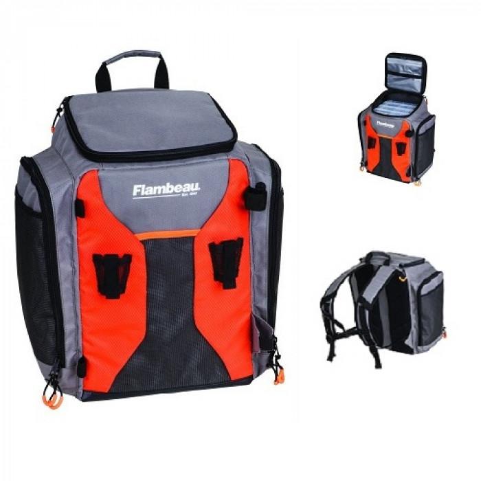Рюкзак рыболовный с коробками Flambeau Ritual 50D BACK PACK рюкзак рыболовный salmo 105л