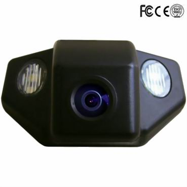 Камера заднего вида для Honda Intro VDC-021 Honda CR-V (2007 - 2011) / Honda Fit (2008 - 2013) камера fish eye redpower hod018 для honda crv 2007 2011 jazz ii 2007 2013