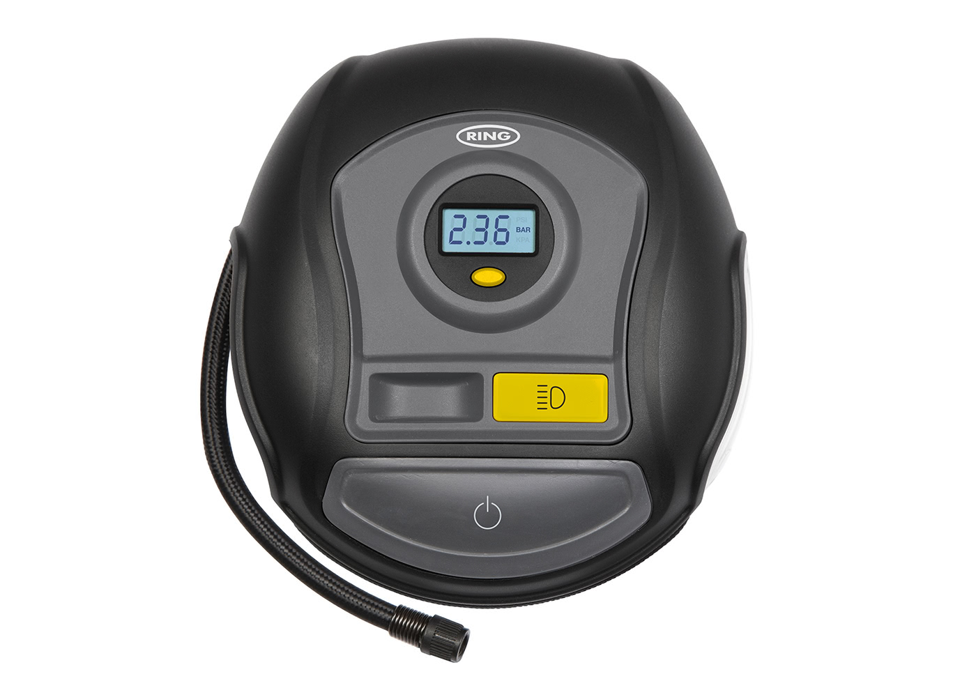 Компрессор автомобильный цифровой Ring Automotive RTC400 (+ Мешки для колёс в подарок!) все цены