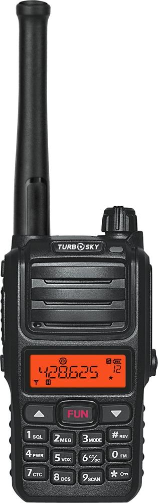 Портативная рация Turbosky T5 (Официальный дилер в России!) радиостанция портативная midland xt60