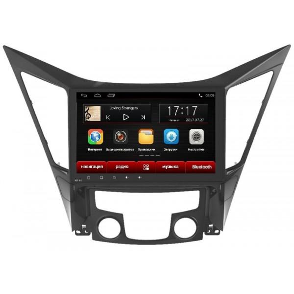 Головное устройство Subini HYD901 с экраном 102 для Hyundai Sonata 7 кузов LF (2014+) (+ Камера заднего вида в подарок!).