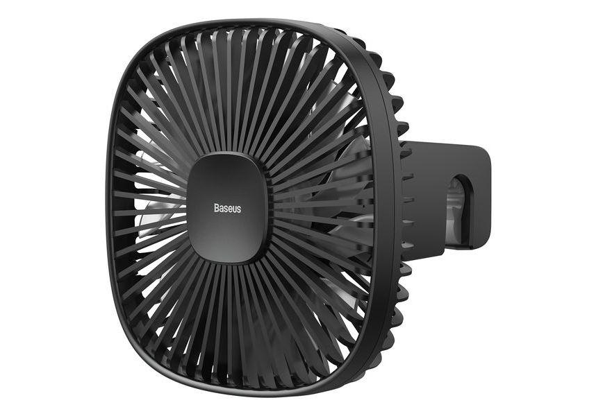 Магнитный вентилятор заднего для сиденья Baseus Natural Wind Magnetic Rear Seat Fan Black