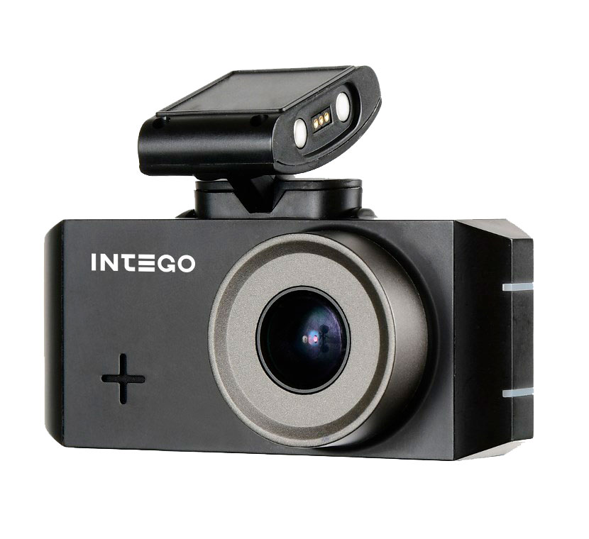 Видеорегистратор Intego VX-550HDIntego<br>Качество записи Full HD (1080P) + Матрица SONY IMX323 (2,19 Мп) - это качественное видео и превосходная цветопередача даже в сложных условиях освещения. Как опция может быть установлен GPS-модуль для записи треков и последующего просмотра в специальном плеере.
