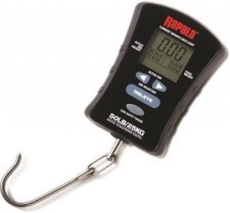 Электронные весы Rapala с подсветкой и памятью (25 кг.) цена и фото