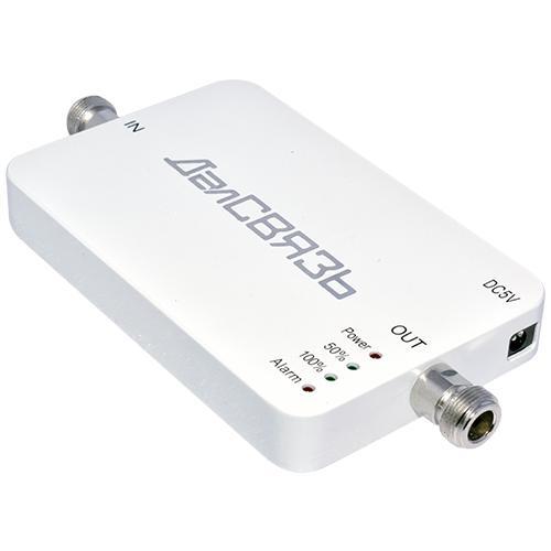 ДалСВЯЗЬ DS-1800-10 усилитель сигнала для мобильных телефонов gsm 900