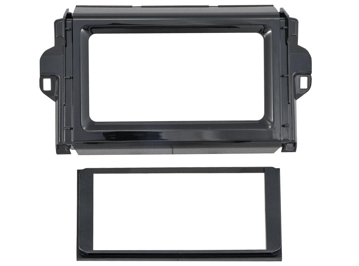 Переходная рамка Incar RTY-N63 для Toyota Fortuner 2din 201x101