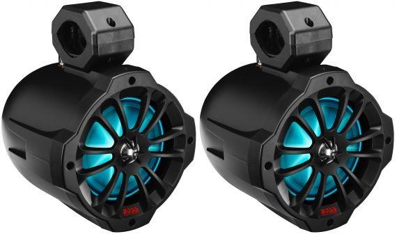 Фото - Влагозащищенные динамики Boss Audio B62RGB футболка hugo hugo boss hugo hugo boss hu286emfdms0
