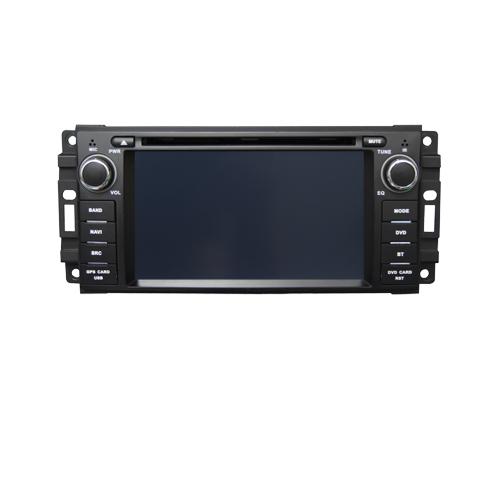 Штатная магнитола CARMEDIA QR-6205-T3 DVD Jeep / Chrysler / Dodge (по списку) 56029359aa for chrysler jeep dodge tpms tyre pressure sensor valve repair kit