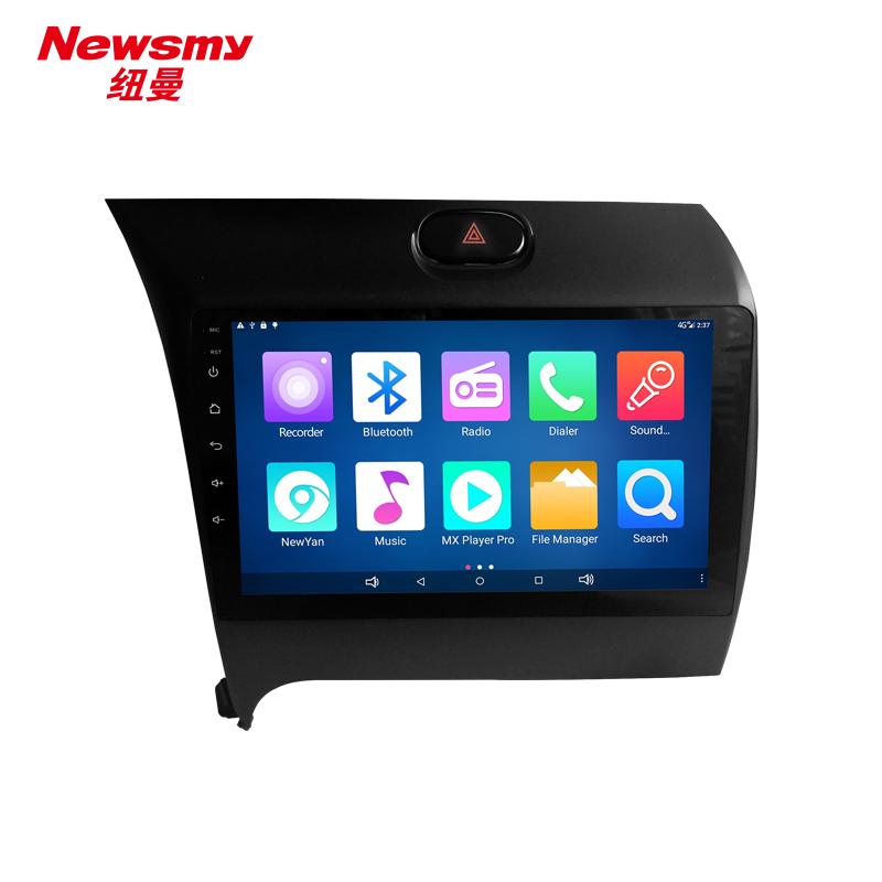 Штатная магнитола CARMEDIA NM-9054 DVD Kia Cerato III (2013+) (+ камера заднего вида)CARMEDIA<br>CARMEDIA NM-9054 Головное устройство на Android 5.1.1 для Kia Cerato III (2013+).Android 5.1, MTK 8735 4x1,6 Ghz, 1Gb Ram, 16 Gb ROM, SL 475 FM, TDA 7851, BC6 Bluetooth, external microphone+Glonassamp;gps, 4G встроен