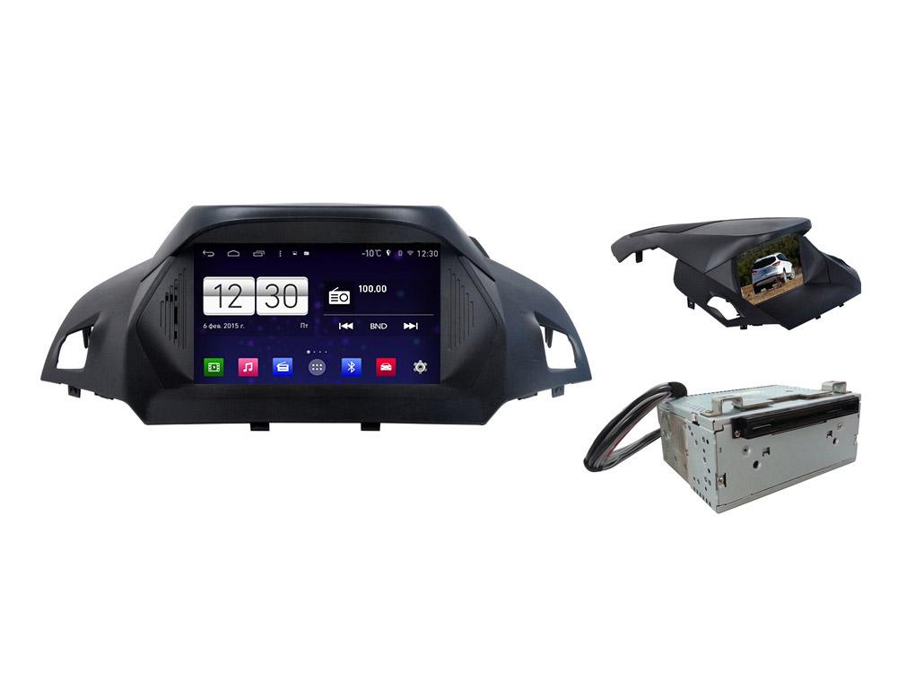 Штатная магнитола FarCar s160 для Ford Kuga на Android (m362) штатная магнитола farcar s160 для audi a4 m050