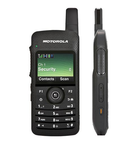Профессиональная цифровая рация Motorola SL4000