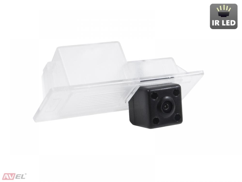CMOS ИК штатная камера заднего вида AVS315CPR (#189) для автомобилей HYUNDAI/ KIA
