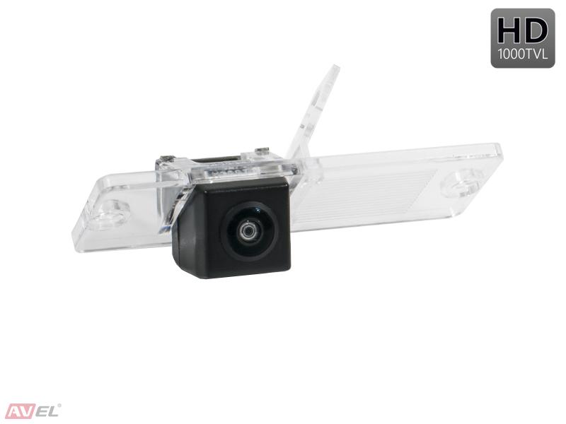CCD HD штатная камера заднего вида AVS327CPR (#061) для MITSUBISHI PAJERO IV