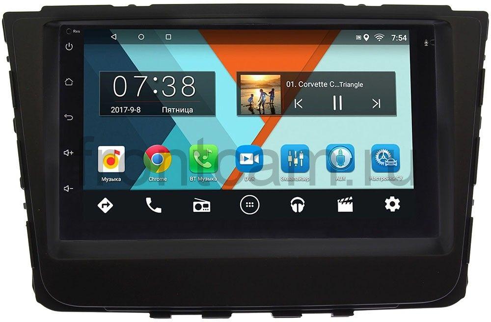 Штатная магнитола Hyundai Creta 2016-2018 Wide Media MT7001-RP-HDI25-29 на Android 7.1.1 (+ Камера заднего вида в подарок!)