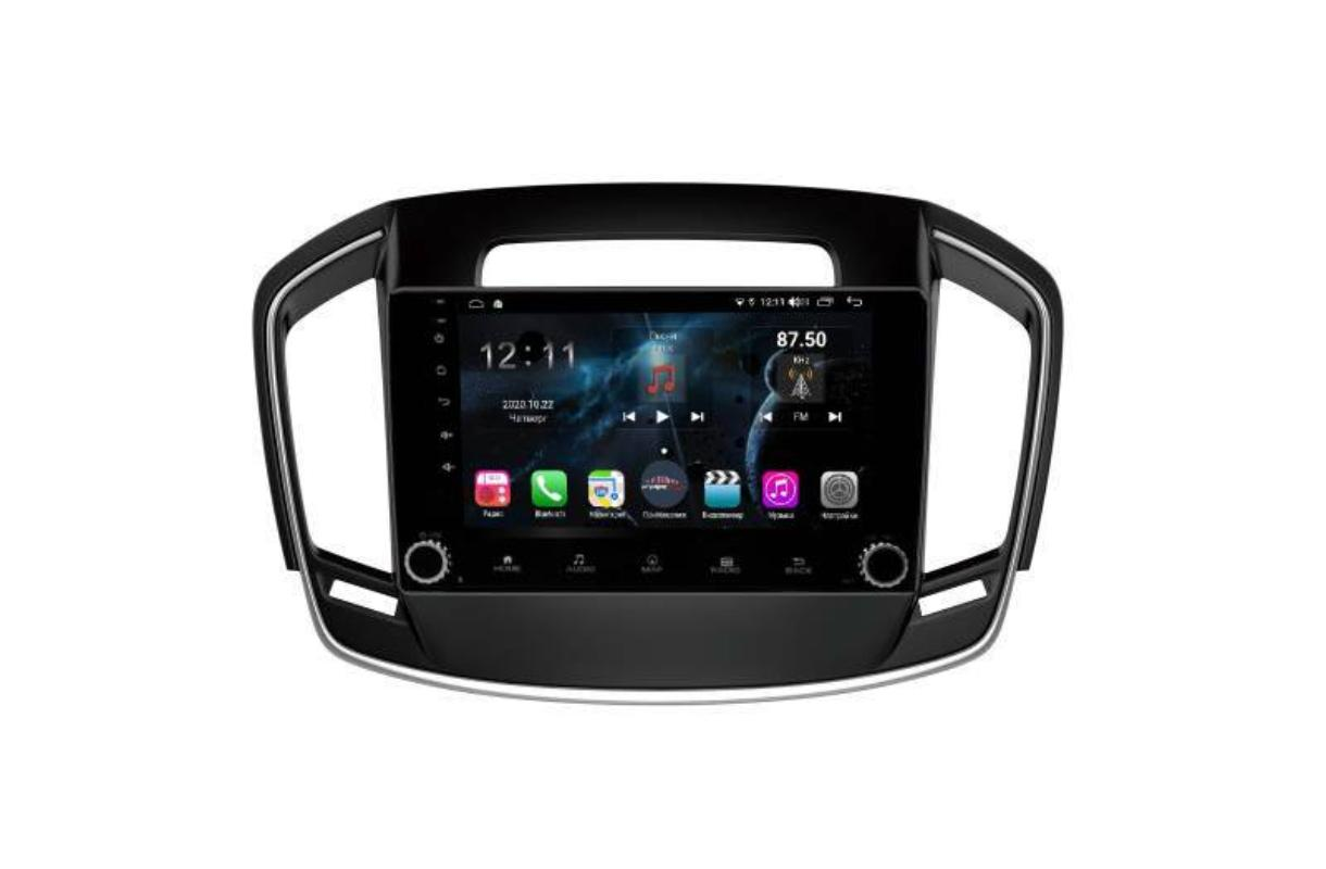 Штатная магнитола FarCar s400 для Opel Insignia на Android (H378RB) (+ Камера заднего вида в подарок!)