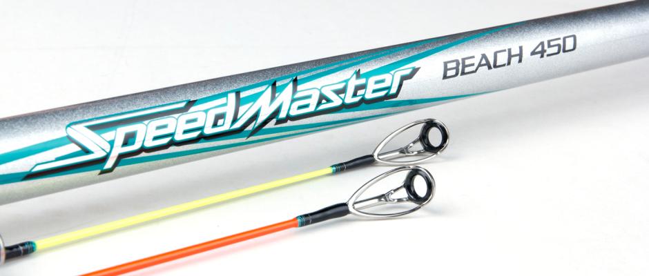 Удилище Shimano Speedmaster Beach Tele 450 80-120g (+ Леска в подарок!)