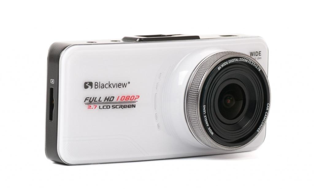 Автомобильный видеорегистратор Blackview Z1 White (+ Антисептик-спрей для рук в подарок!)
