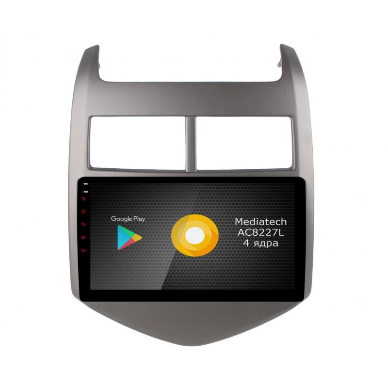 Штатная магнитола Roximo S10 RS-1310 для Chevrolet Aveo 3 2011 (Android 8.1) (+ Камера заднего вида в подарок!)