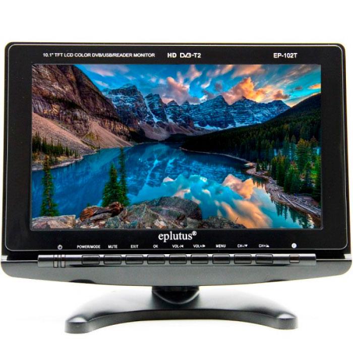 Автомобильный телевизор Eplutus EP-102T все цены