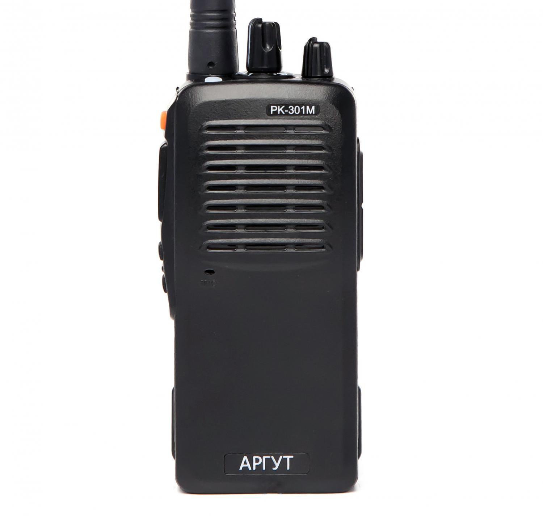 Профессиональная портативная рация Аргут РК-301М VHF (+ Гарнитура в подарок!)