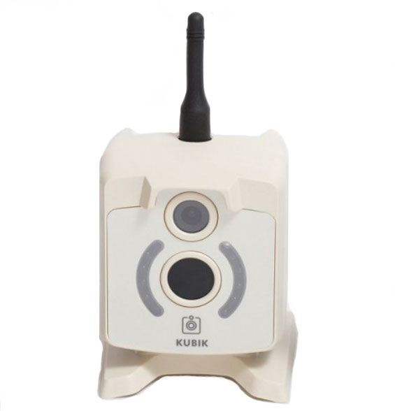 GSM фотоловушка KUBIK белый (2G, Bluetooth) (+ Карта памяти в подарок!)