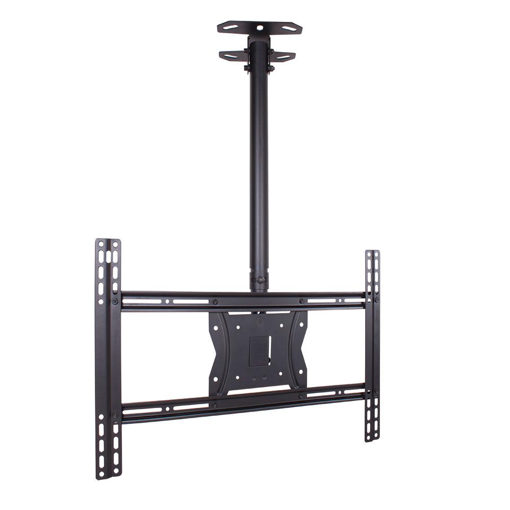Кронштейн потолочный для LED/LCD телевизоров KROMAX COBRA-4 BLACK.