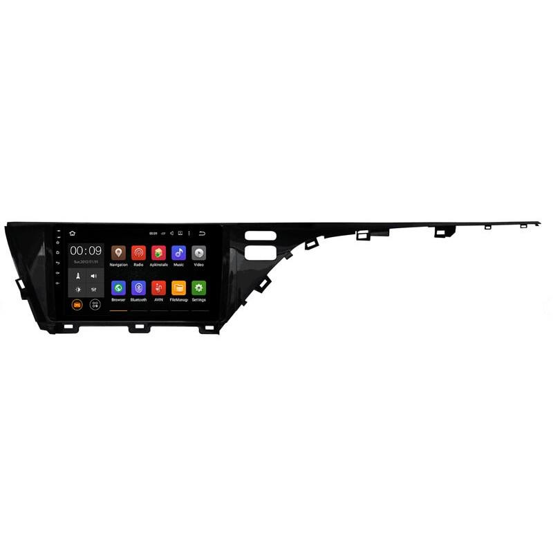 Штатная магнитола Roximo 4G RX-1129 для Toyota Camry v70 (Android 6.0) Low (+ Камера заднего вида в подарок!)