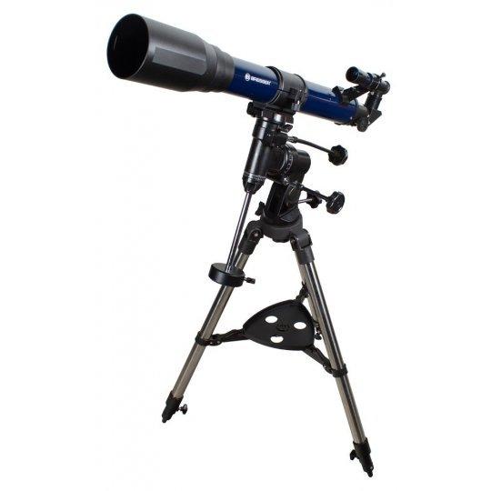 Фото - Телескоп Bresser Jupiter 70/700 EQ (+ Книга «Космос. Непустая пустота» в подарок!) телескоп bresser national geographic 50 360 az книга космос непустая пустота в подарок