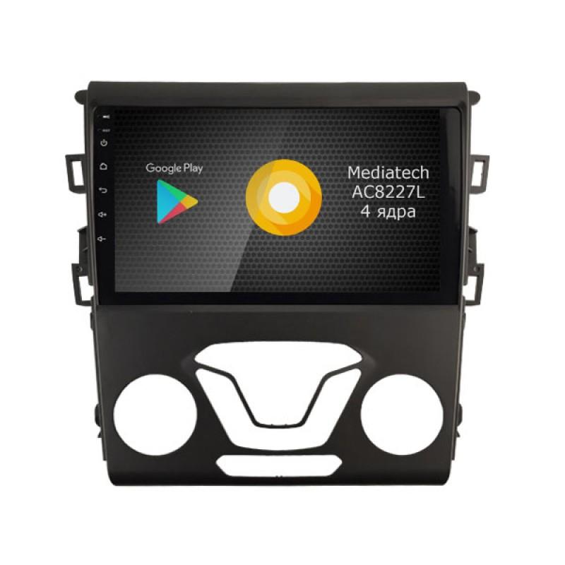 Штатная магнитола Roximo S10 RS-1703 для Ford Mondeo 5, Fusion 2013 (Android 10) (+ Камера заднего вида в подарок!)