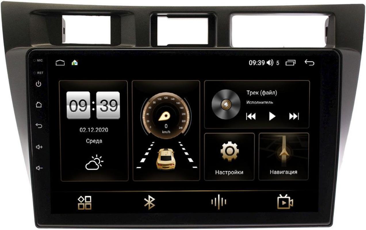 Штатная магнитола LeTrun 4166-9182 для Toyota Mark II IX (X110), Verossa 2000-2007 на Android 10 (4G-SIM, 3/32, DSP, QLed) (+ Камера заднего вида в подарок!)