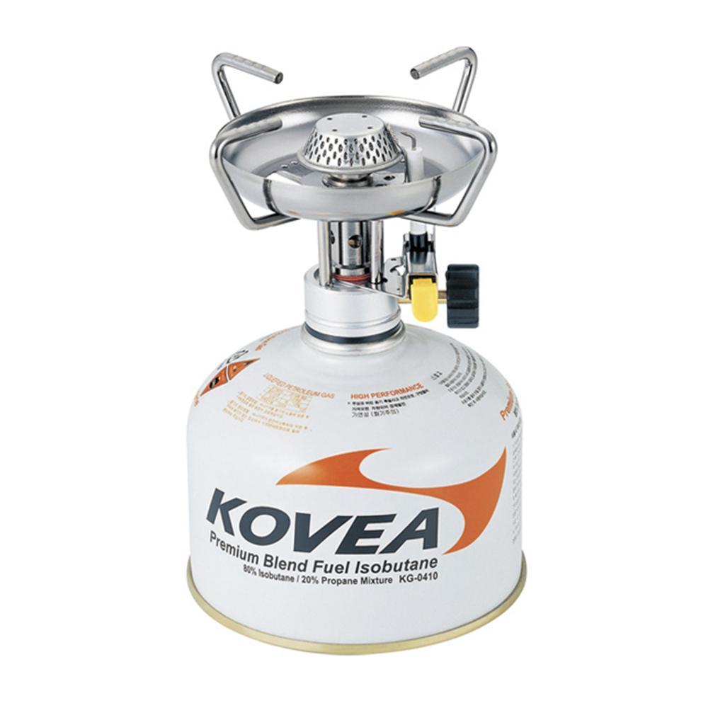 Горелка газовая Kovea Scorpion Stove (+ Поливные капельницы в подарок!) цена