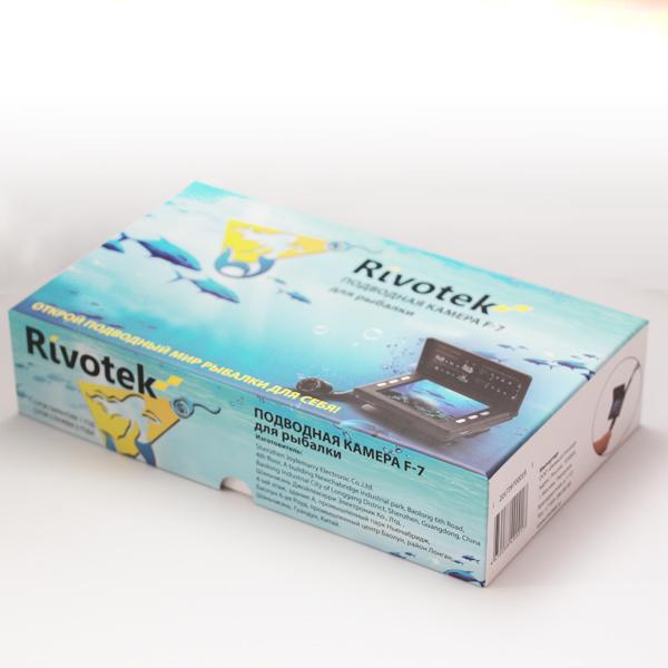 Подводная видеокамера Rivotek  F7 (Леска в подарок!)