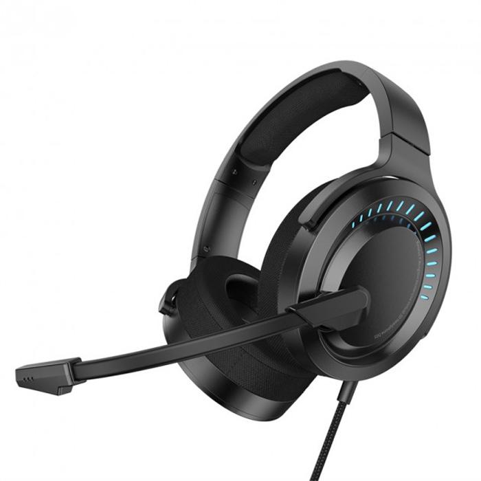 Baseus GAMO Immersive Virtual 3D Game headphone(PC)Black