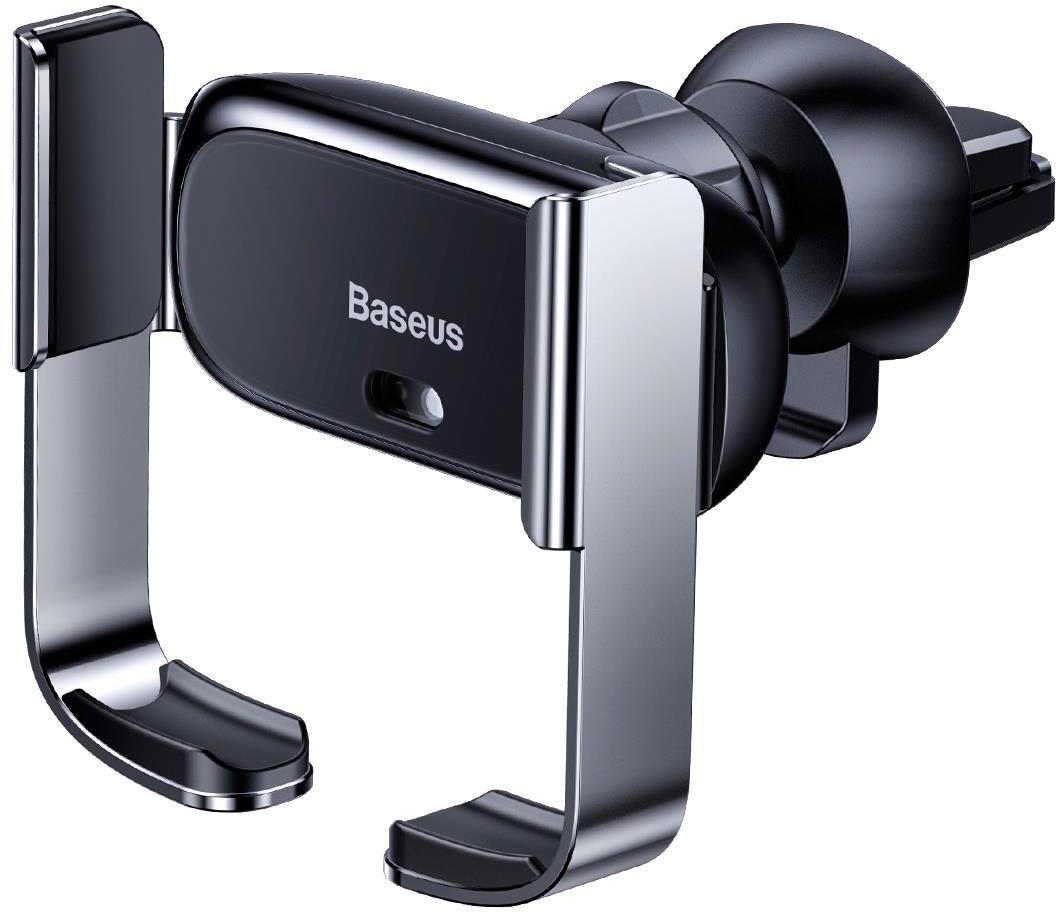 Держатель Baseus Mini Electric Silver купить по супер-цене