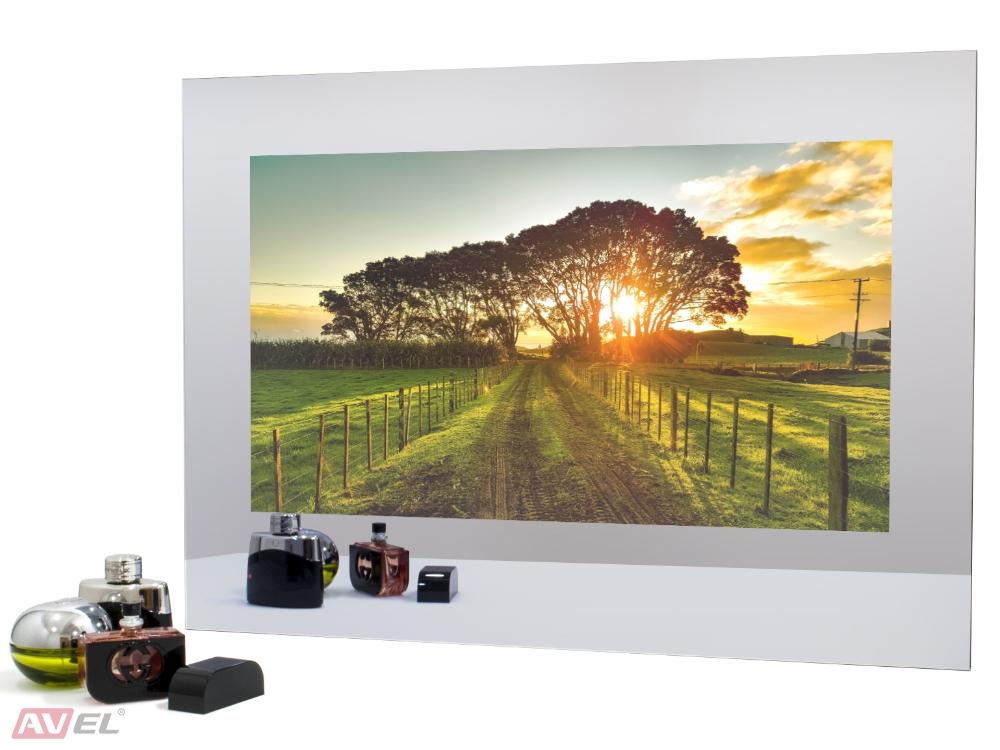 Телевизор в зеркале AVS240SM (Magic Mirror) телевизор либертон