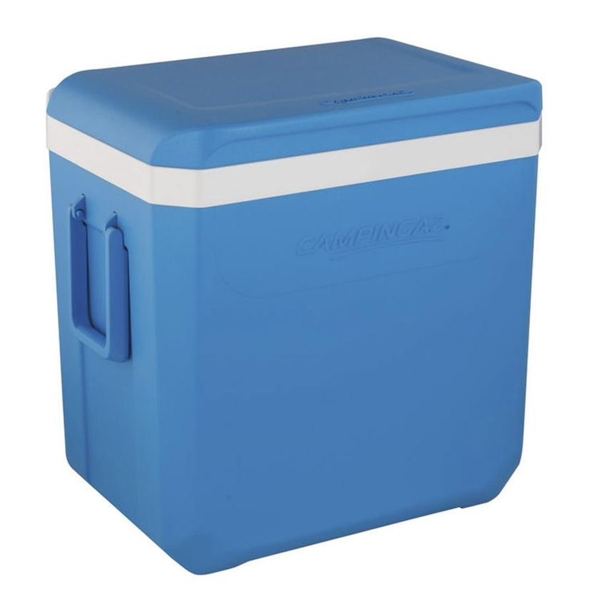 Контейнер изотермический Campingaz Icetime Plus 42л (цвет-голубой) campingaz smart 25l cooler