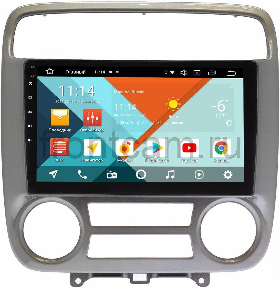 Штатная магнитола Honda Stream 2000-2006 Wide Media KS9-252QR-3/32 DSP CarPlay 4G-SIM на Android 10 (+ Камера заднего вида в подарок!)