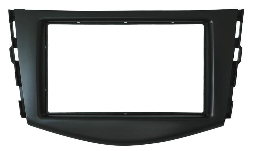 Переходная рамка Intro RTY-N33 для Toyota RAV4 06-12 2DIN переходная рамка intro 99 9011 для volkswagen skoda fabia 2din