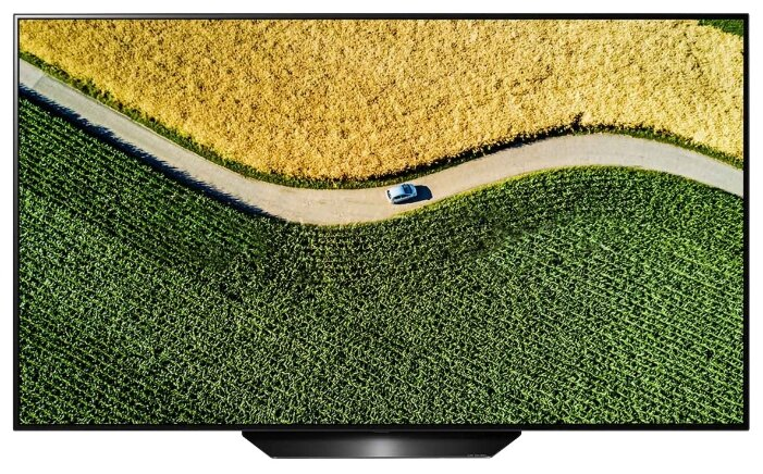Телевизор OLED LG 55 OLED55B9PLA черный/серебристый/Ultra HD/50Hz/DVB-T/DVB-T2/DVB-C/DVB-S/DVB-S2/USB/WiFi/Smart TV (RUS)