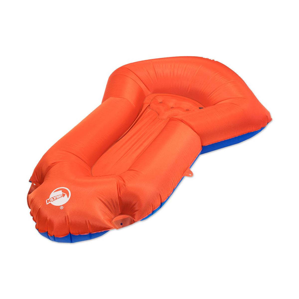 Надувная лодка Dinghy, оранжевая (14LDB101C)