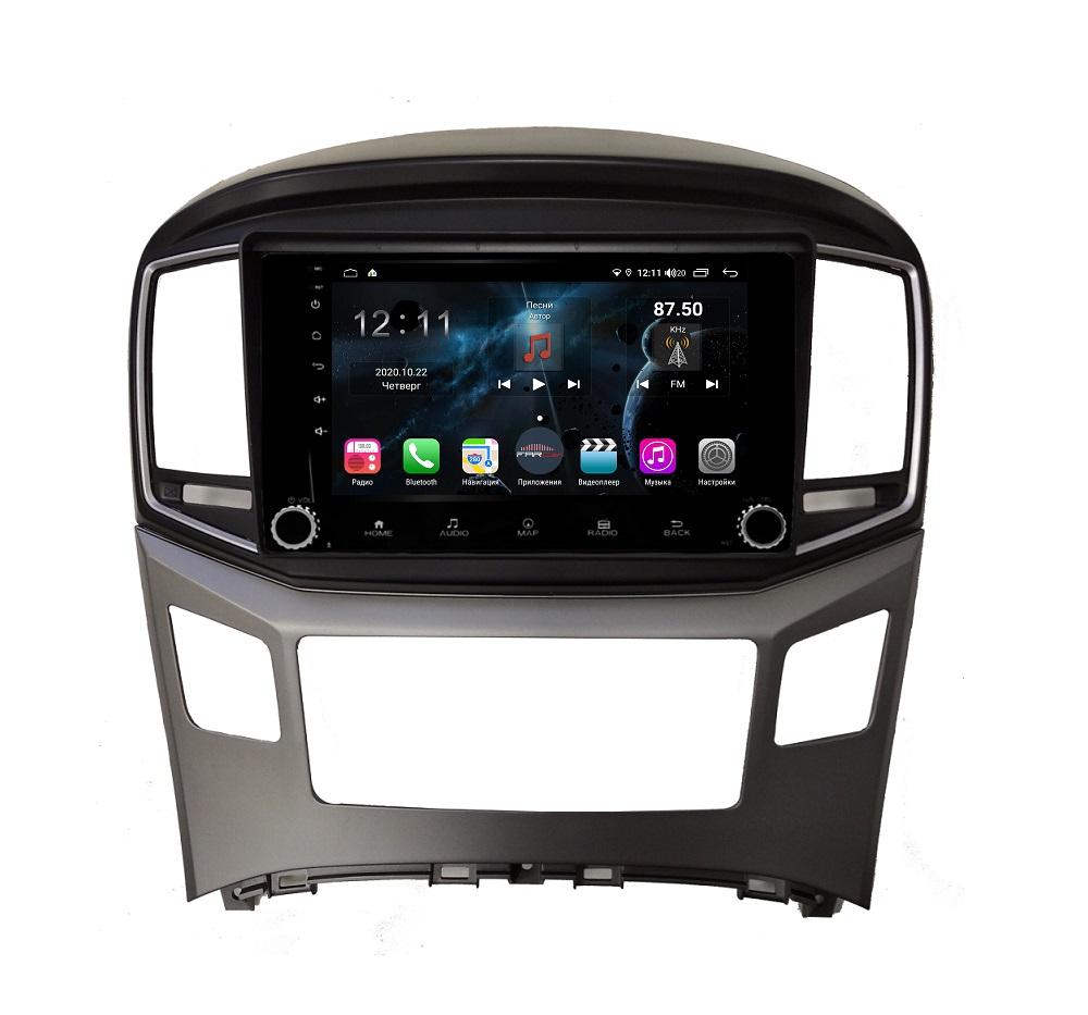 Штатная магнитола FarCar для Hyundai Starex H1 на Android (H586RB) (+ Камера заднего вида в подарок!)