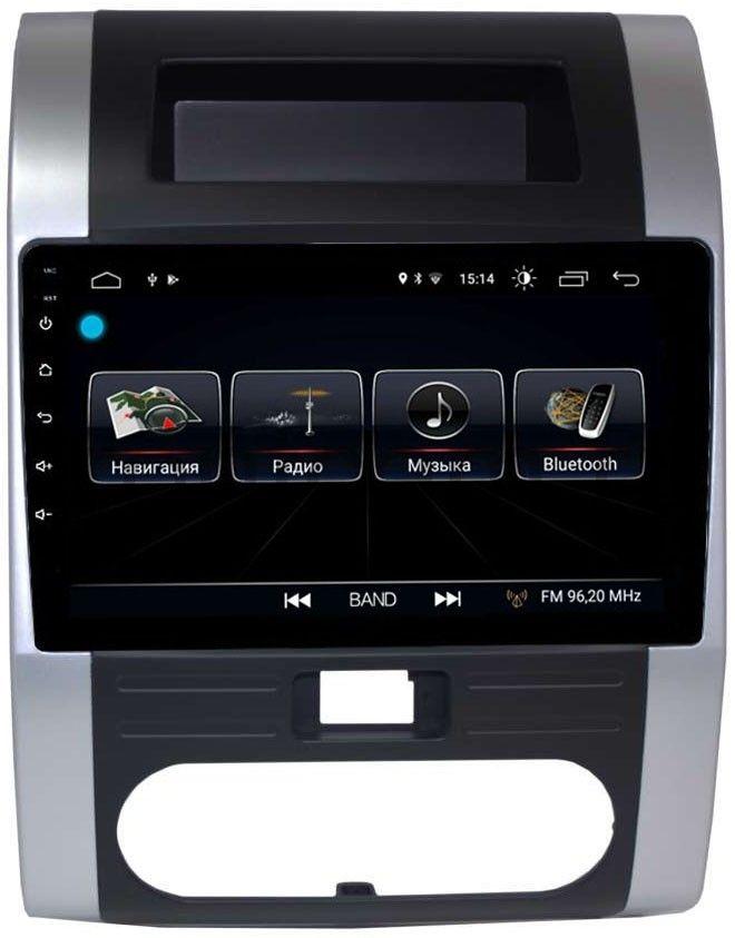 цена на Штатная магнитола LeTrun 2505 для Nissan X-Trail II (T31) 2007-2014 на Android 8.0.1 MTK-L 1Gb