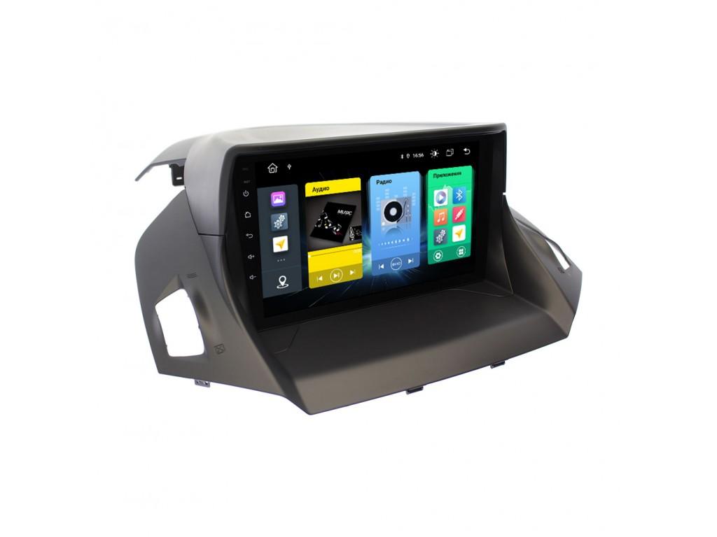 Головное устройство vomi FX304R9-MTK-LTE для Ford Kuga 2 (+ Камера заднего вида в подарок!)