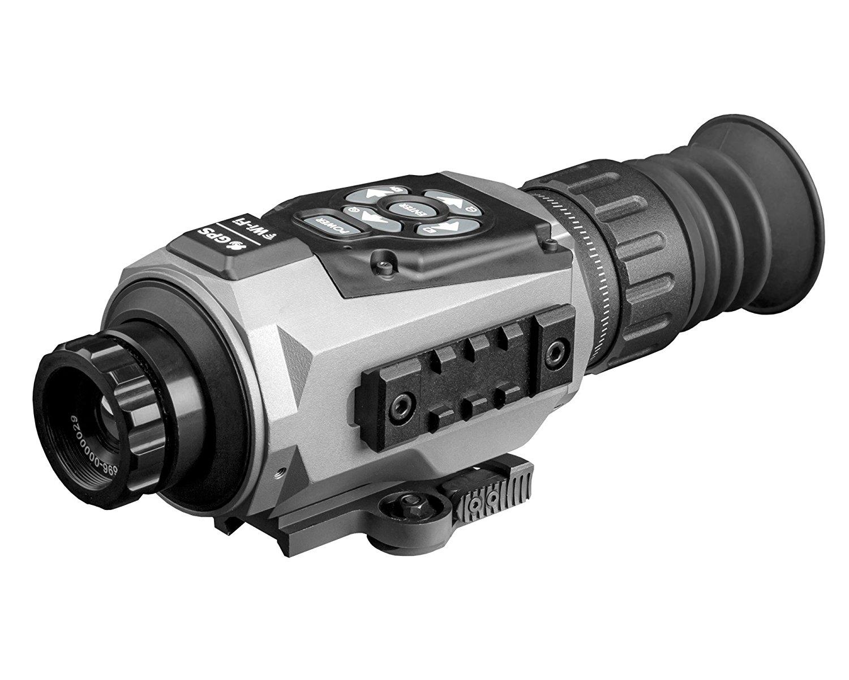Интеллектуальный цифровой тепловизионный прицел ATNI MARS-HD 384-1.25-5x футбольный тренажер exit 124x124 см