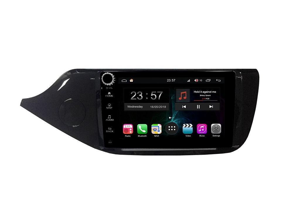 Штатная магнитола FarCar s300-SIM 4G для KIA Ceed на Android (RG216RB) (+ Камера заднего вида в подарок!)